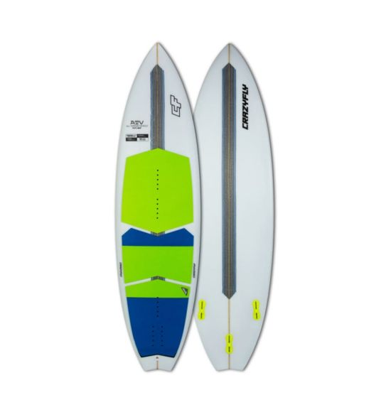 Crazyfly ATV 2020 surfboard