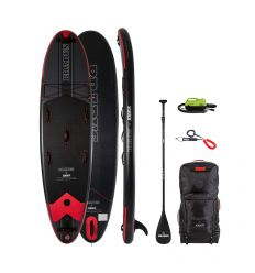 "Jobe x Brabus Shadow 10'6"" LTD Inflatable SUP package"