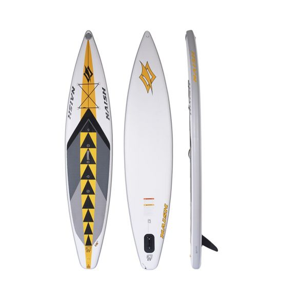 """Naish Air One 12'6"""" S25 Inflatable SUP"""