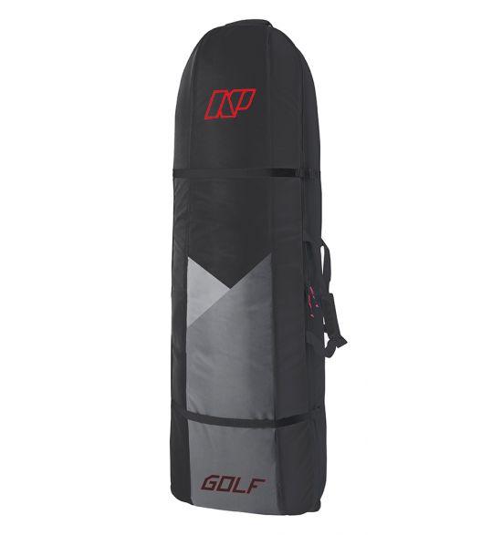 NP Golf Bag Black/Grey/red 140cm