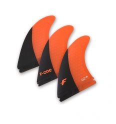 F-one Thruster Set F-ONE FLOW M Carbon Papaya