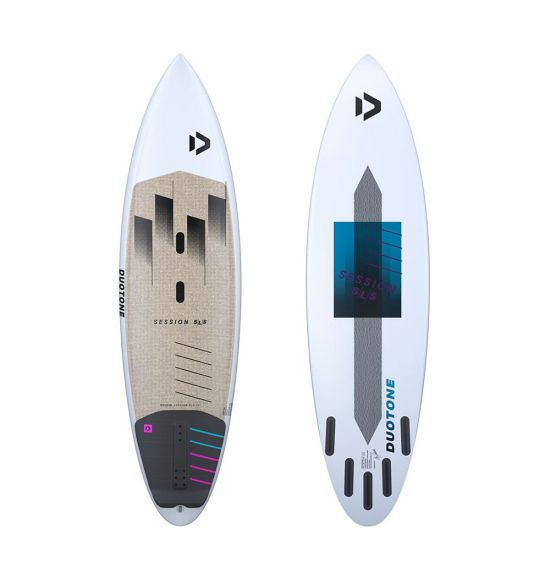 Duotone Session SLS 2021 surfboard