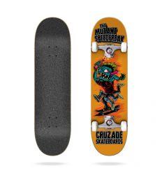 "Cruzade The Mutant Speedfreak 31.85"" Complete skateboard"