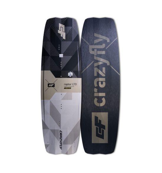 Crazyfly Raptor LTD 2021 kiteboard