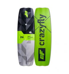 Crazyfly Raptor LTD Neon 2021 kiteboard