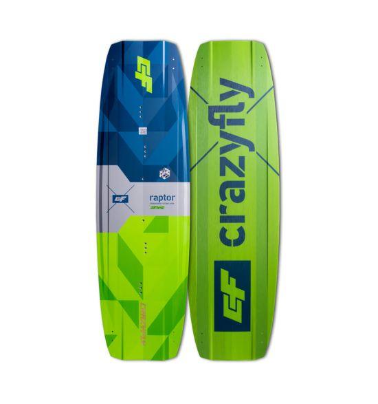 Crazyfly Raptor 2021 kiteboard