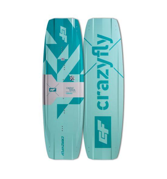 Crazyfly Raptor Diva 2021 kiteboard