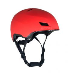 Ensis Double Shell Helmet Red