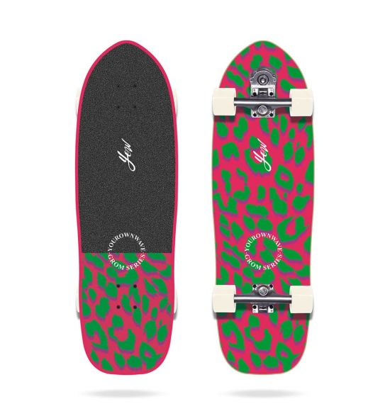 """Yow Snappers 32"""" Grom Series surfskate"""