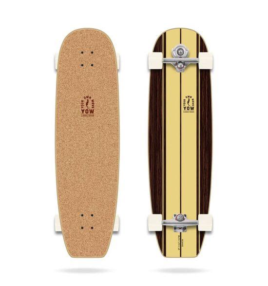 "Yow Byron Bay 38"" Classic Series surfskate"
