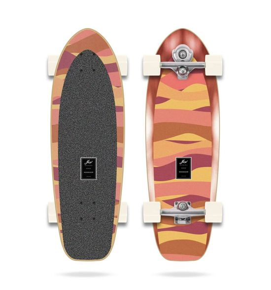 """Yow Hossegor 29"""" Power Surfing Series surfskate"""