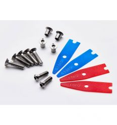 Armstrong Foil screw set for A+System