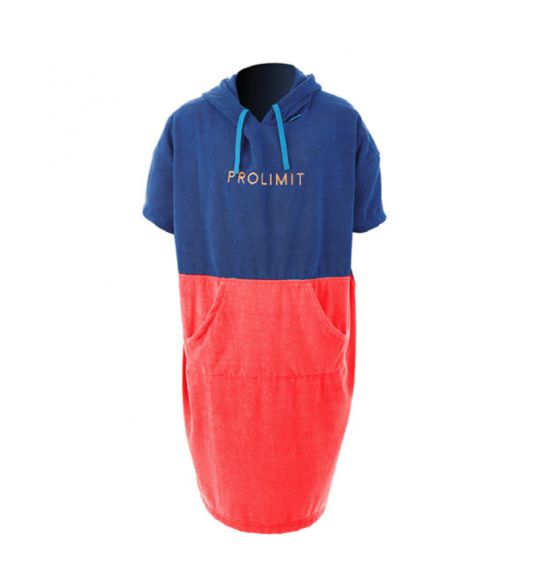Prolimit Poncho OSFA Blue/Red