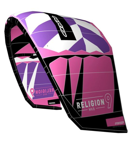 RRD Religion MKVIII kite