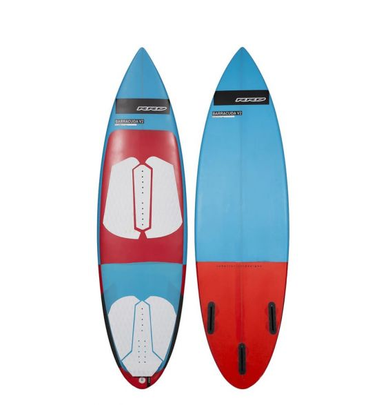 RRD Barracuda V2 surfboard