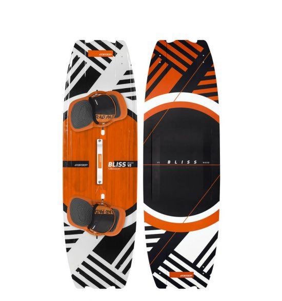 RRD BLISS Wood V5 kiteboard