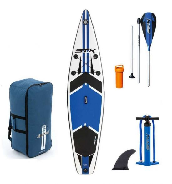 "STX SUP Inflatable Tourer 11'6"" Blue 2018"
