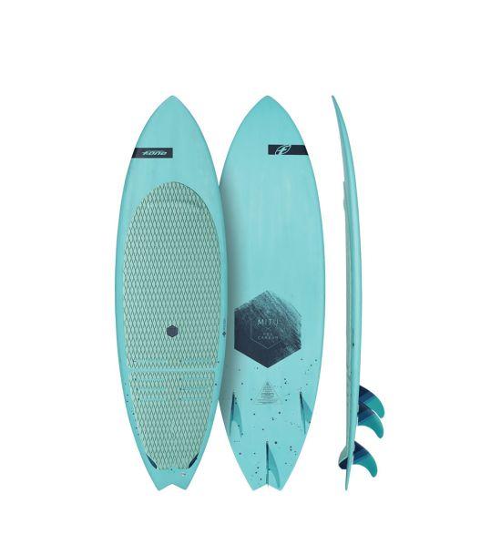 F-One Mitu Pro Carbon Surfboard 2019