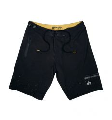 MANERA SQUAREFLEX BOARSHORT BLACK