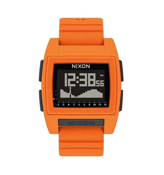 NIXON Base Tide Pro 42mm Orange