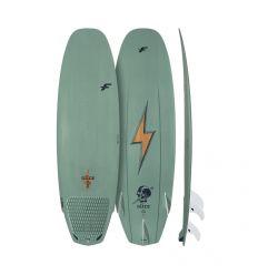 F-One Slice Bamboo 2020 surfboard