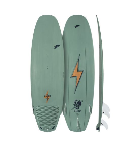 F-One Slice Bamboo 2020 surfboard