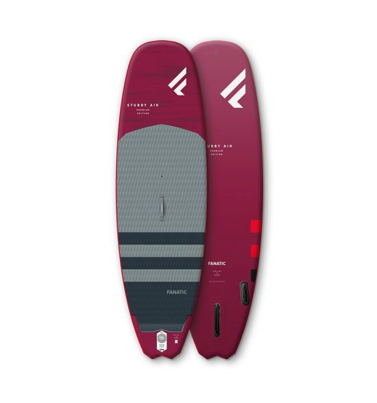 """Fanatic Stubby Air Premium 8'6"""" 2020 Inflatable SUP"""