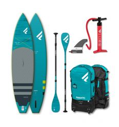 "Fanatic Ray Air Premium/C35 13'6"" 2020 SUP package"
