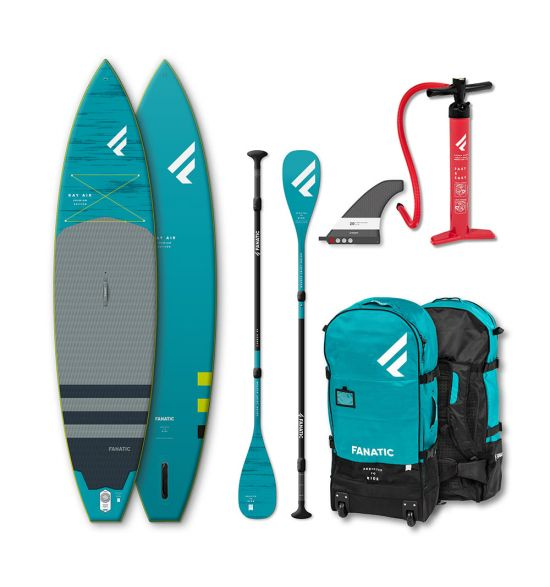 "Fanatic Ray Air Premium/C35 11'6"" 2020 SUP package"